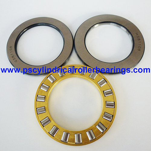 811 Thrust Cylindrical Roller Bearings